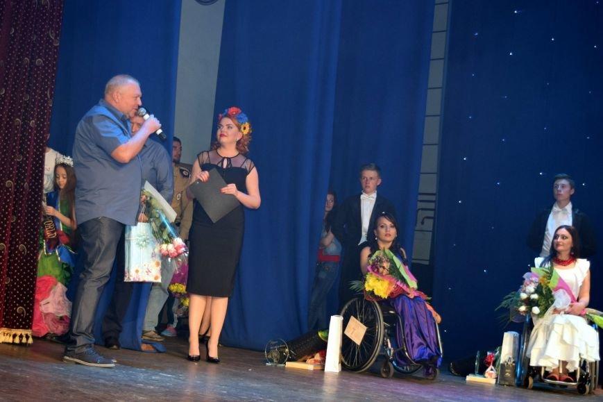 Слушательница ДМЦПРИ стала титулованной «Мисс Шарм» на конкурсе «Красота без ограничений» (фото) - фото 2