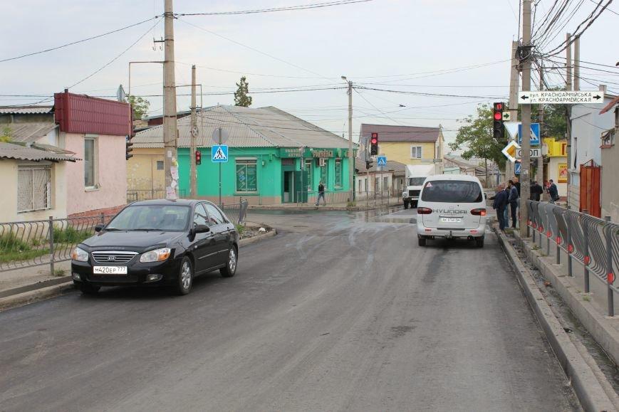 В Старом городе наконец-то отремонтировали многострадальный перекресток (ФОТОФАКТ) (фото) - фото 1