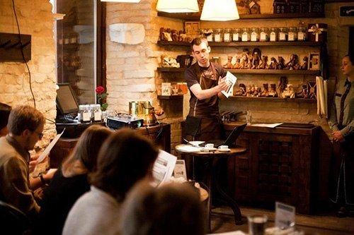 Гурманам Івано-Франківська: Де смачно та красиво можна поїсти? (фото) - фото 1