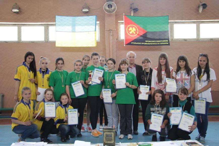 В городе Доброполье прошёл розыгрыш Кубка ПО ПРУПУ шахты Алмазная по баскетболу среди девушек и юношей, фото-10