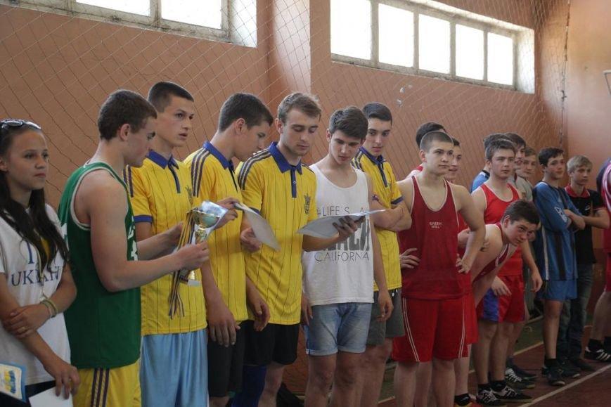 В городе Доброполье прошёл розыгрыш Кубка ПО ПРУПУ шахты Алмазная по баскетболу среди девушек и юношей, фото-9