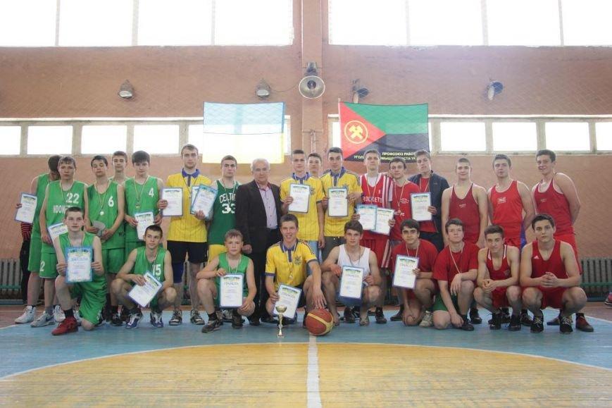 В городе Доброполье прошёл розыгрыш Кубка ПО ПРУПУ шахты Алмазная по баскетболу среди девушек и юношей, фото-11