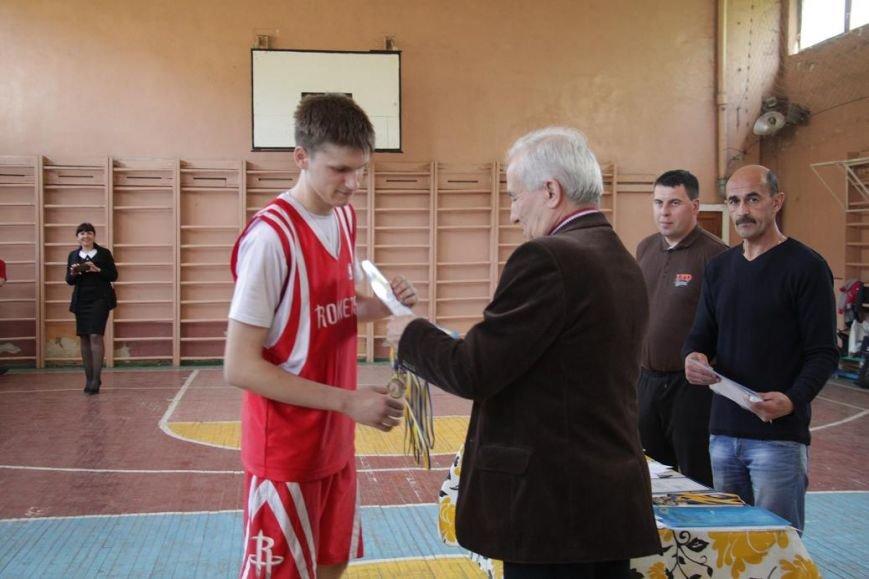 В городе Доброполье прошёл розыгрыш Кубка ПО ПРУПУ шахты Алмазная по баскетболу среди девушек и юношей, фото-8