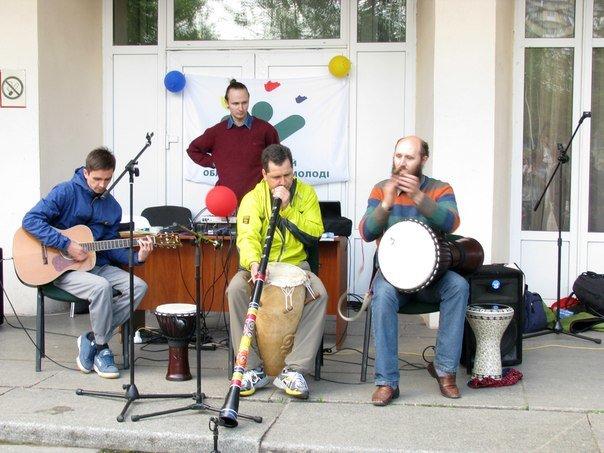 В Запорожье состоялся фестиваль творчества (ФОТОРЕПОРТАЖ) (фото) - фото 1