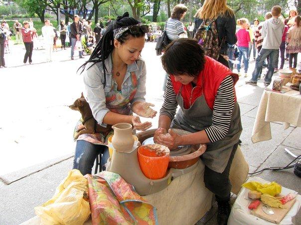 В Запорожье состоялся фестиваль творчества (ФОТОРЕПОРТАЖ) (фото) - фото 2