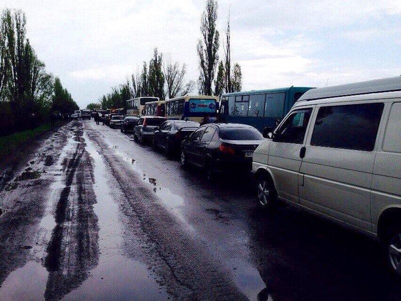 «Выехать из Донецка - сродни приключению», - журналист «Сегодня» (ФОТО), фото-1