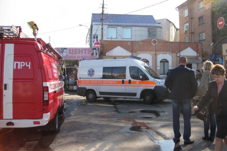 В Чернигове загорелся Центральный рынок (ДОПОЛНЕНО), фото-4