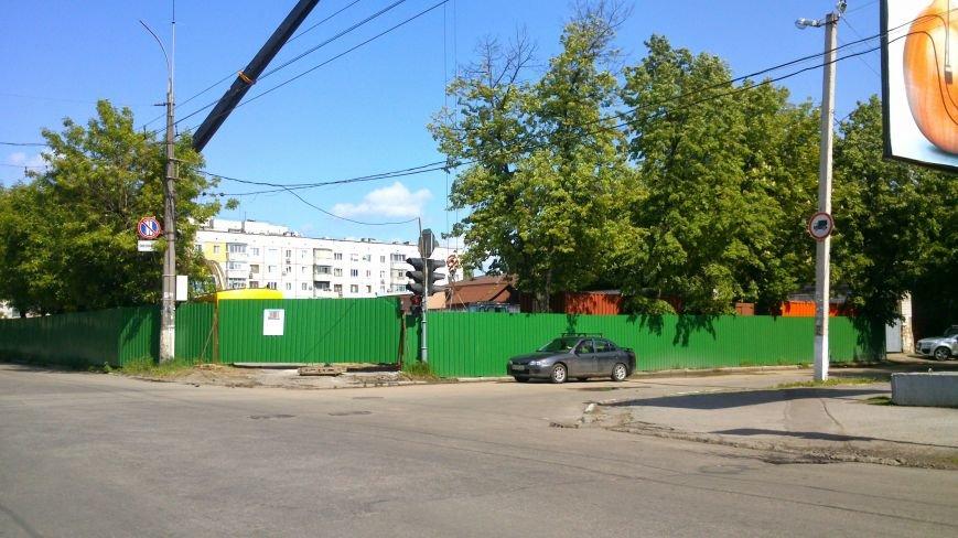 Теперь, чтобы пройти по улице Красина, пешеходам придётся отрастить крылья (фотофакт), фото-3