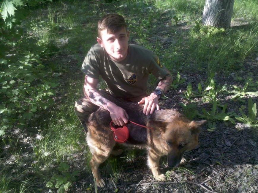 Кинолог полка «Азов» вывезла из Широкино 5 собак (ФОТО), фото-2