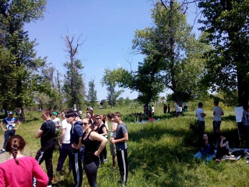 На берегу реки Белой прошел молодежный турслет (фото) - фото 1