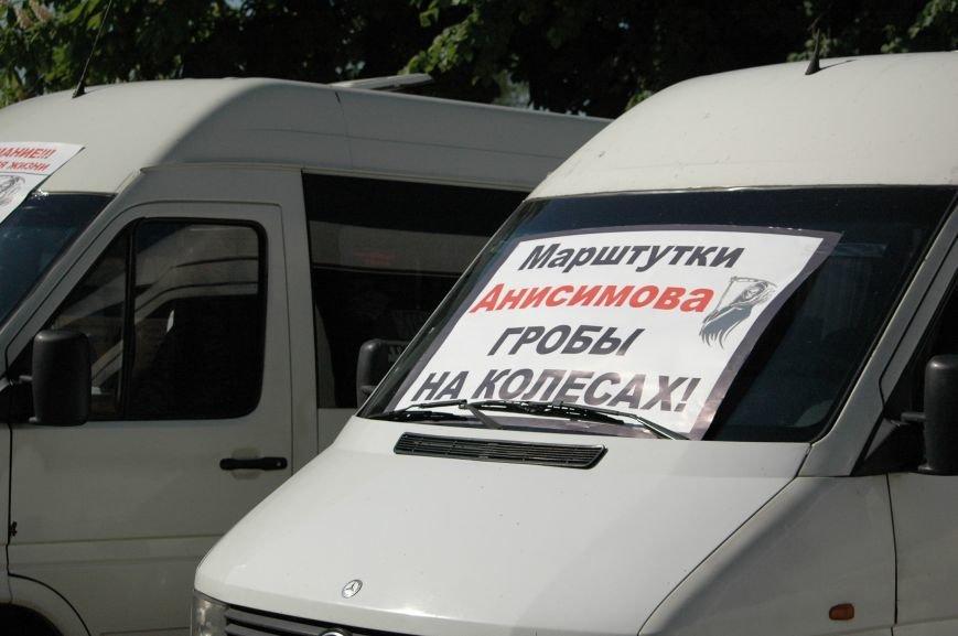 Подробности митинга маршрутчиков в Запорожье: водители выступили против нового начальства, поборов и мэра (ФОТОРЕПОРТАЖ), фото-3
