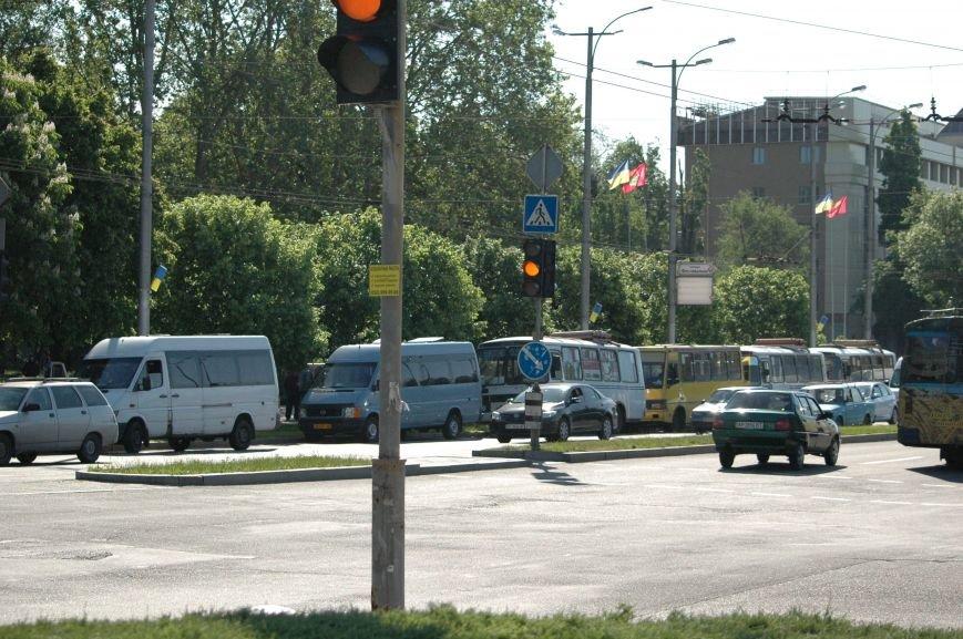 Подробности митинга маршрутчиков в Запорожье: водители выступили против нового начальства, поборов и мэра (ФОТОРЕПОРТАЖ), фото-2