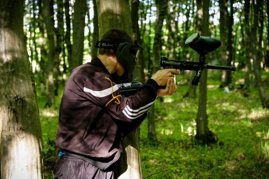 Як на Тернопільщині пройшла патріотична теренова гра «Легенда УПА» (фоторепортаж) (фото) - фото 1