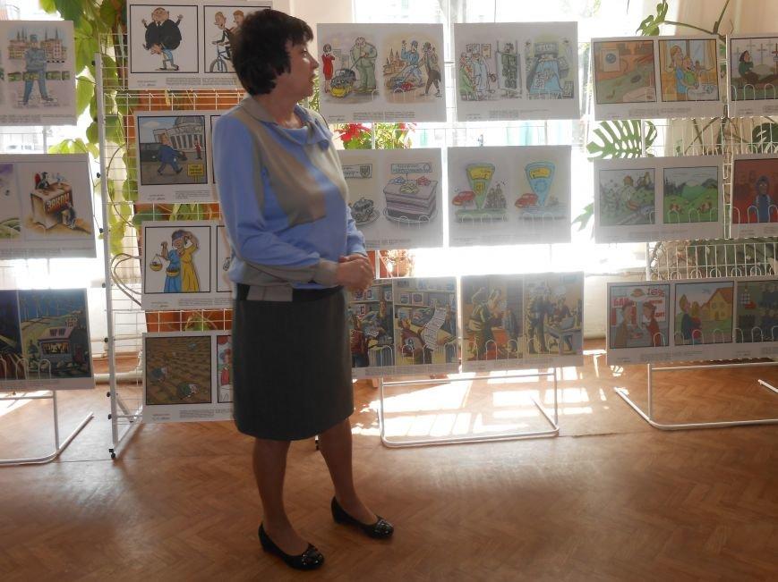 В Днепродзержинске представили европейскую выставку (фото) - фото 5