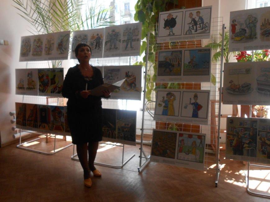 В Днепродзержинске представили европейскую выставку (фото) - фото 7