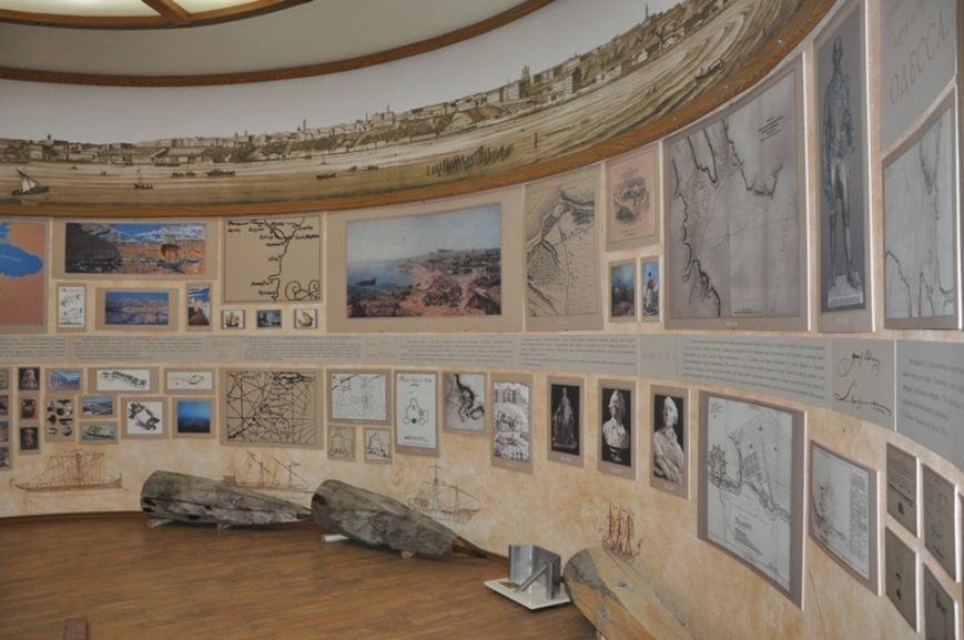 Музею одесского порта подарили уникальный атлас старинных карт Черного моря (ФОТО) (фото) - фото 1