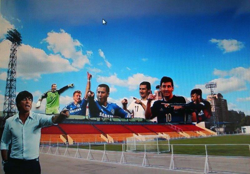 Свалился в Белгород. Немецкий режиссёр и студенты БелГУ показали кадры фильма о Лунтике и других гостях и хозяевах города (фото) - фото 2