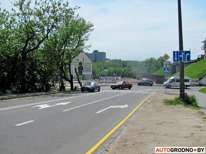 На перекрестке Белуша и Подольная изменилась организация движения (фото) - фото 8