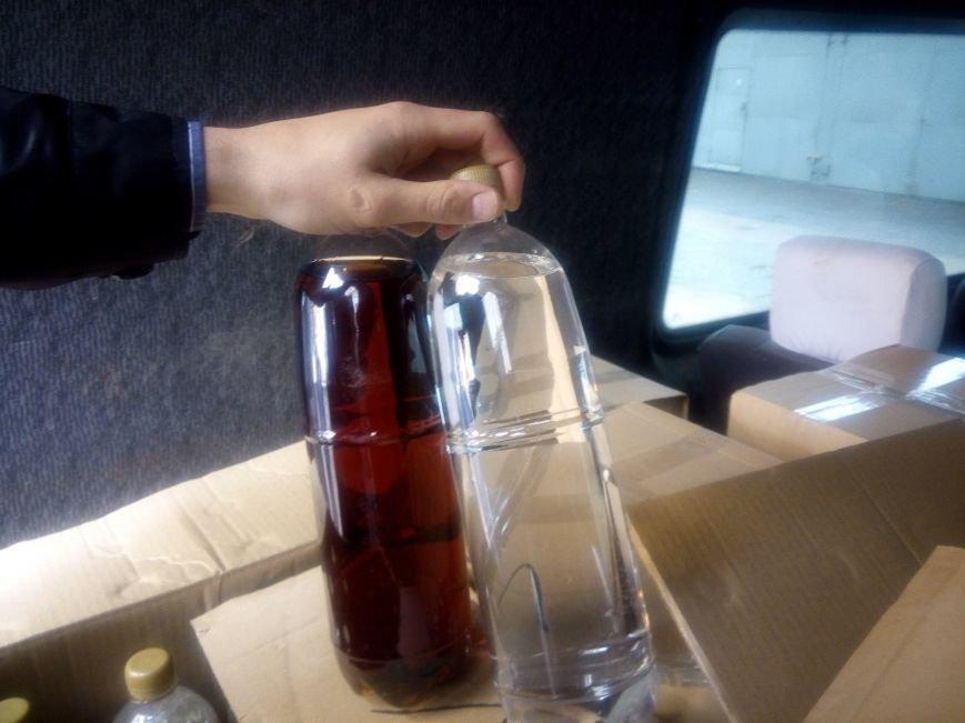 На Сумщине изъяли более 900 литров фальсифицированного алкоголя (ФОТО), фото-1