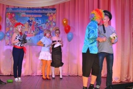 І районный фестиваль семейного творчества «Веселая семья» (фото) - фото 1