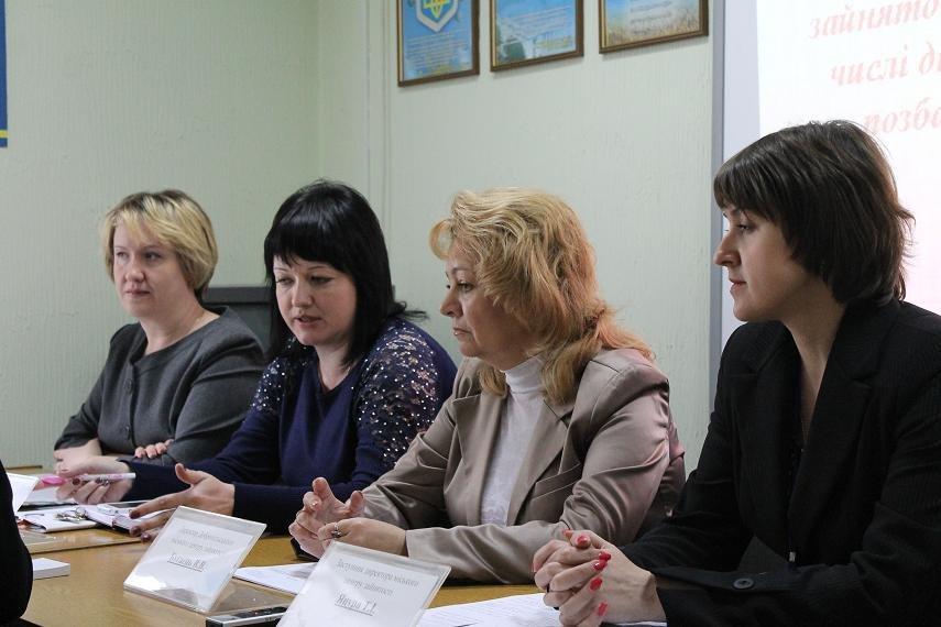 В городском центре занятости обсудили вопросы трудоустройства несовершеннолетних, фото-1