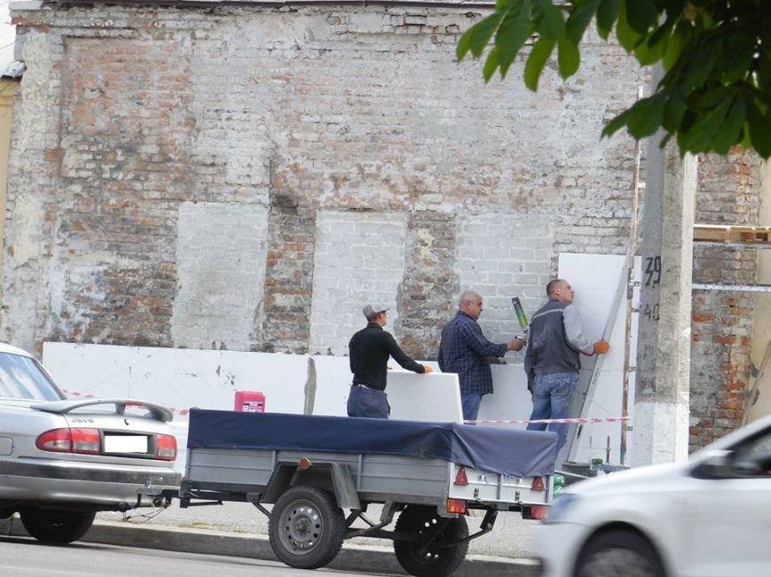 Работы по реставрации изображения Кобзаря идут полным ходом (ФОТО), фото-4