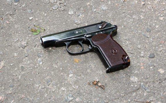 Ограбление ювелирного магазина в Кременчуге: стрельба, погоня и задержание. Официальная версия (ФОТО) (фото) - фото 1