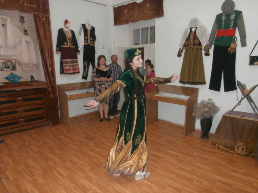 Выступление Гульхание Челебей