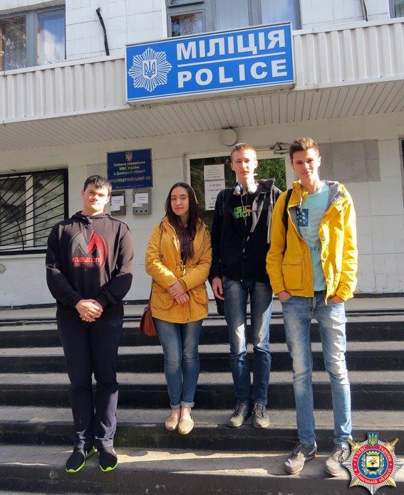 Красноармейские школьники поучаствовали в патрулировании города (ФОТО) (фото) - фото 3