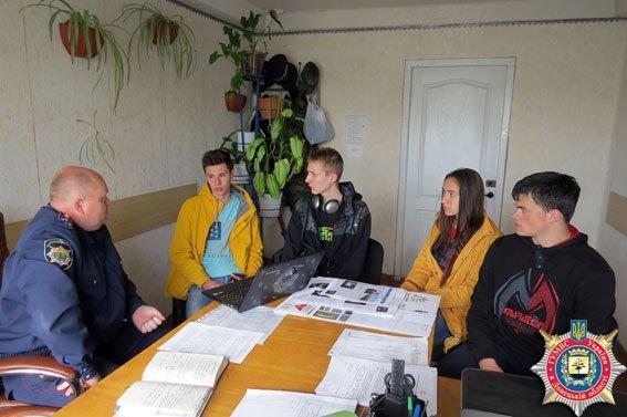 Красноармейские школьники поучаствовали в патрулировании города (ФОТО) (фото) - фото 2