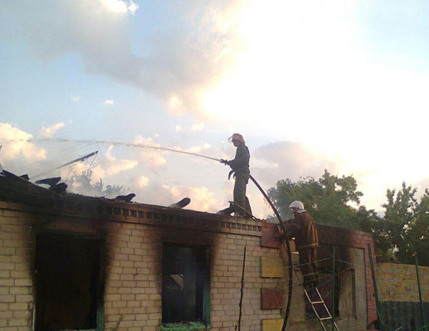 Пожар на Полтавщине: 2 человека погибло, 1 травмирован (ФОТО) (фото) - фото 1