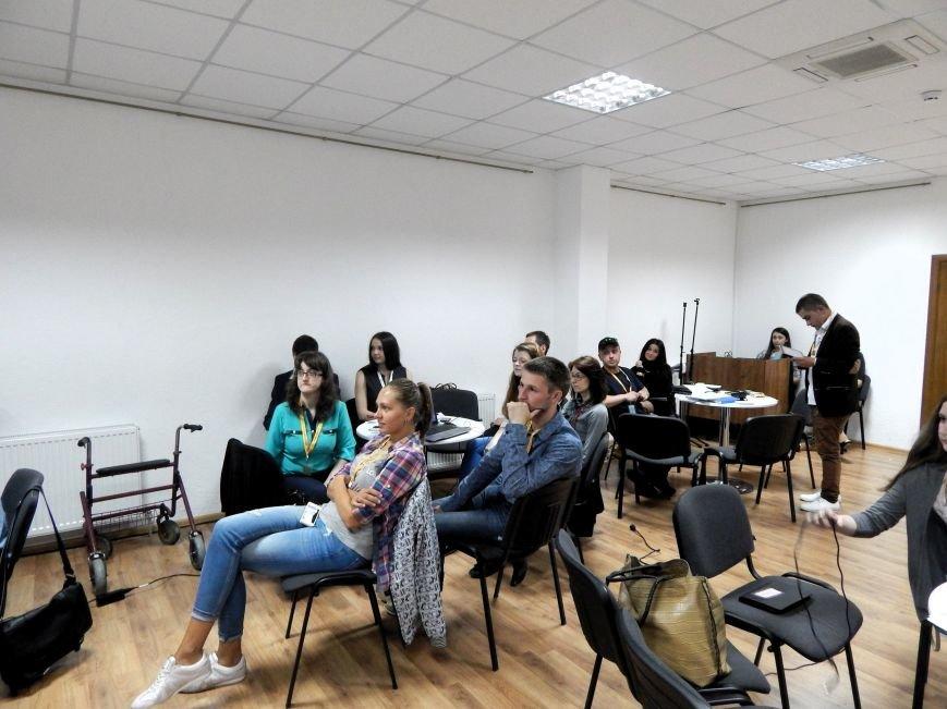 Молодь Івано-Франківська генерує ідеї для покращення життя міста (ФОТО) (фото) - фото 1