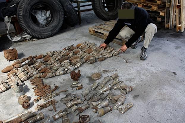 Запорожские правоохранители задержали торговца взрывчаткой (фото) - фото 1
