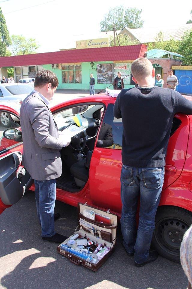 Директор черниговской автошколы пойман на продаже водительских прав, фото-2