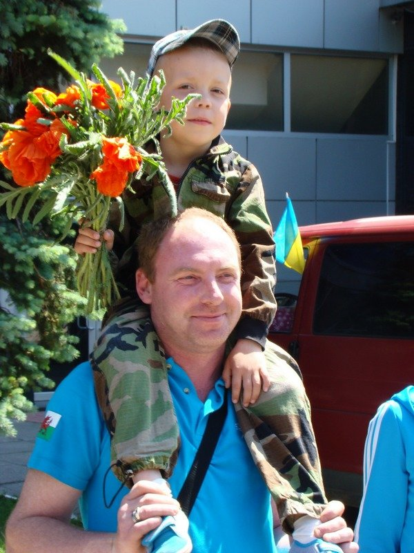 Одесса встретила защитников Украины (ФОТОРЕПОРТАЖ) (фото) - фото 3