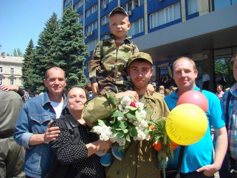 Одесса встретила защитников Украины (ФОТОРЕПОРТАЖ) (фото) - фото 4
