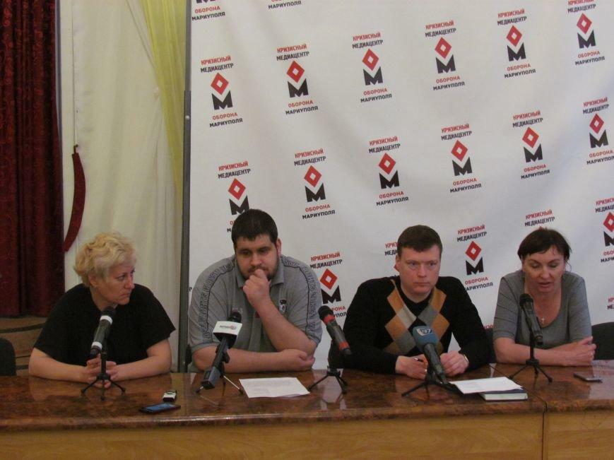 Мариупольские активисты дали премьер-министру Яценюку 2 дня на выплату денег пострадавшим от обстрела на Восточном (ФОТО), фото-3