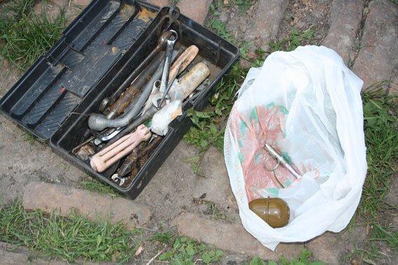 В Кременчуге задержан угонщик, похищавший ВАЗы на запчасти (ФОТО) (фото) - фото 1