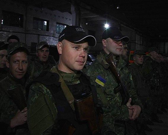 В зону АТО отправились сумские правоохранители, чтобы подменить своих коллег (ФОТО) (фото) - фото 1