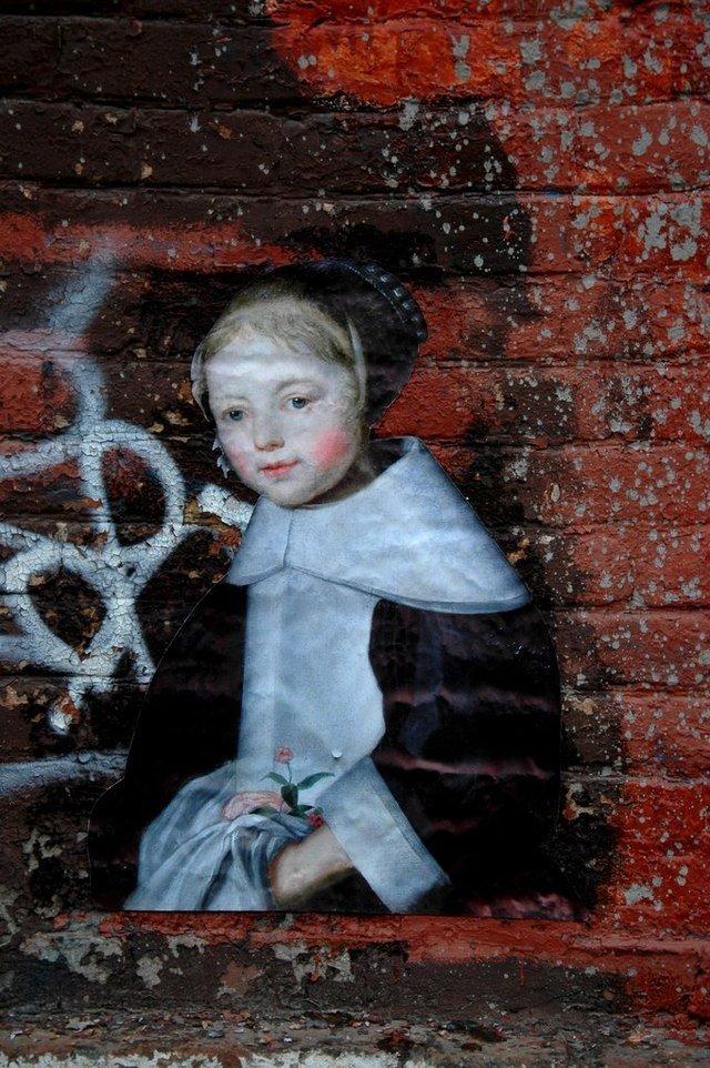 На стінах будівель міста «оживуть» портрети (фото) - фото 1