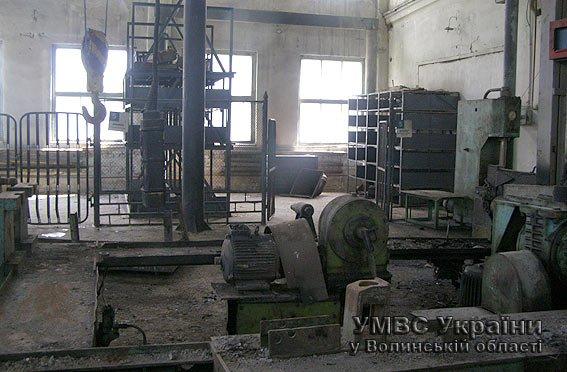 Зловмисник протягом року обікрав волинське підприємство на понад 50000 гривень (ФОТО) (фото) - фото 1