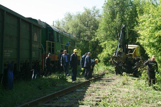 Черниговец, пустивший поезд по откос, оказался романтиком (фото) - фото 1