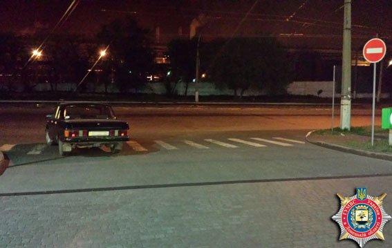 В Мариуполе задержан пьяный пограчник (ФОТО) (фото) - фото 1