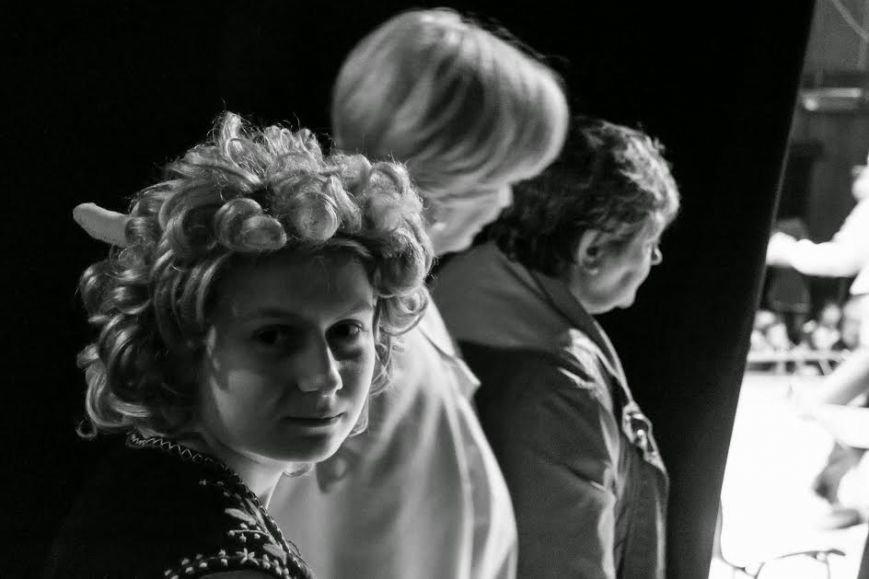 У Львові відбувся 10-й Ювілейний міжнародний фестиваль особливих театрів «У старому кіно» (ФОТОРЕПОРТАЖ) (фото) - фото 6