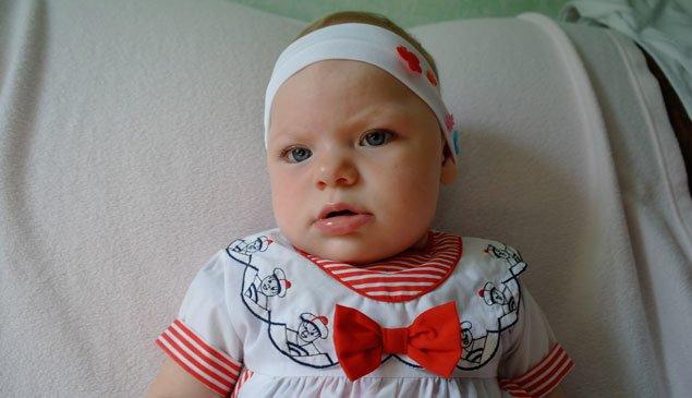 Маленька тернополянка бореться зі страшною хворобою. Потрібна допомога (ФОТО) (фото) - фото 1