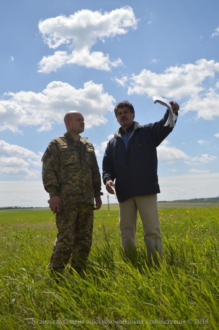 В Луганской области заканчивают строить «линию Порошенко» на границе с сепаратистами (ФОТО) (фото) - фото 3