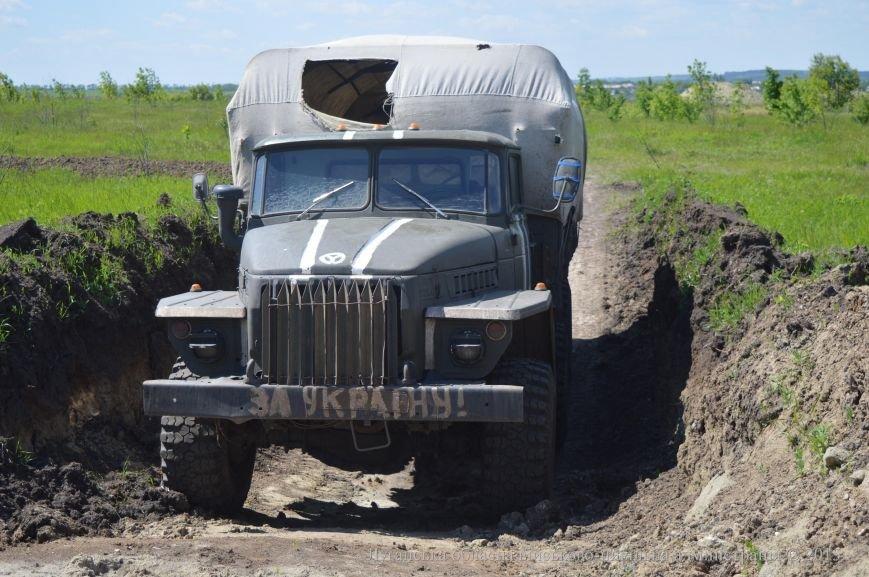 В Луганской области заканчивают строить «линию Порошенко» на границе с сепаратистами (ФОТО) (фото) - фото 1