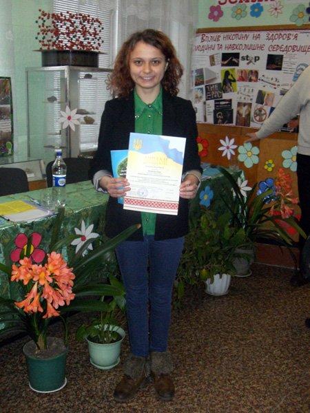 Доклад студентки Днепродзержинского метколледжа признан лучшим на международной конференции (фото) - фото 4