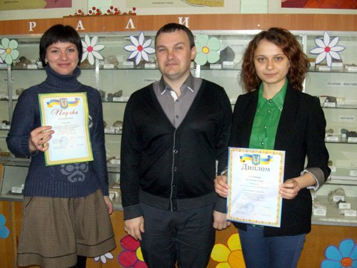 Доклад студентки Днепродзержинского метколледжа признан лучшим на международной конференции (фото) - фото 3