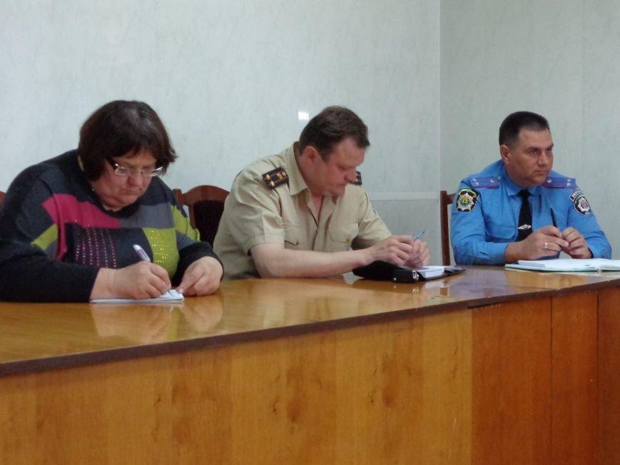 Виталий Боднарук: «Городская милиция максимально открыта для общения, вопросов и критики» (фото) - фото 1